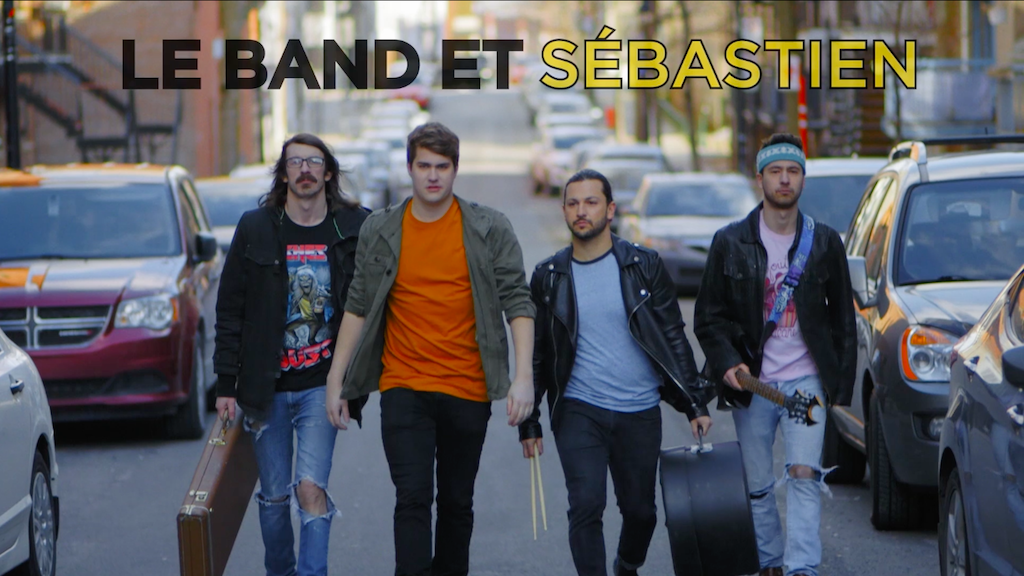 Le Band et Sebastien Productions Deferlantes
